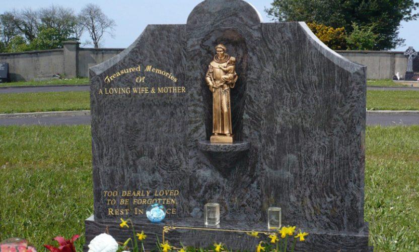 Headstone 48