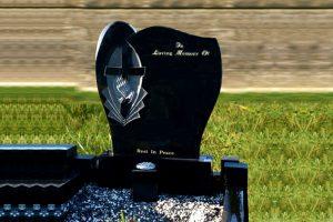 Headstone 90