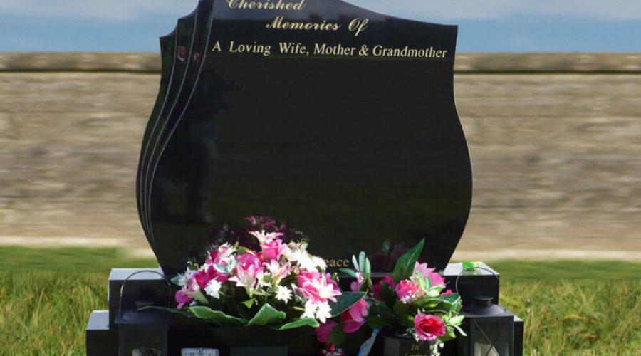 Headstone 76
