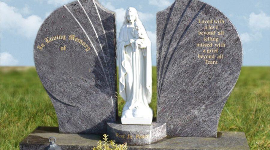 Headstone 12