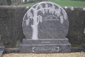 Headstone 8